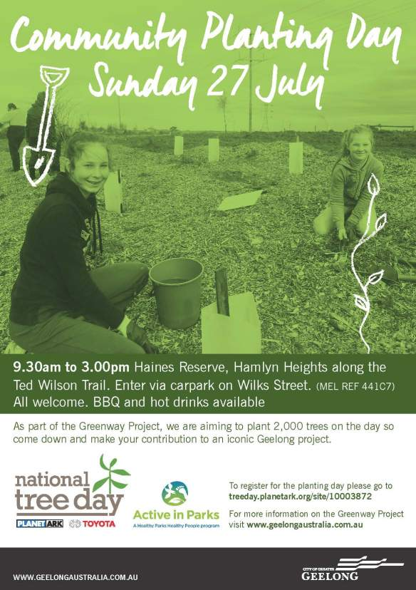 Community Planting Day_flyer July 27 2014