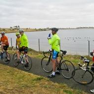 Riders at Limeburner's Lagoon