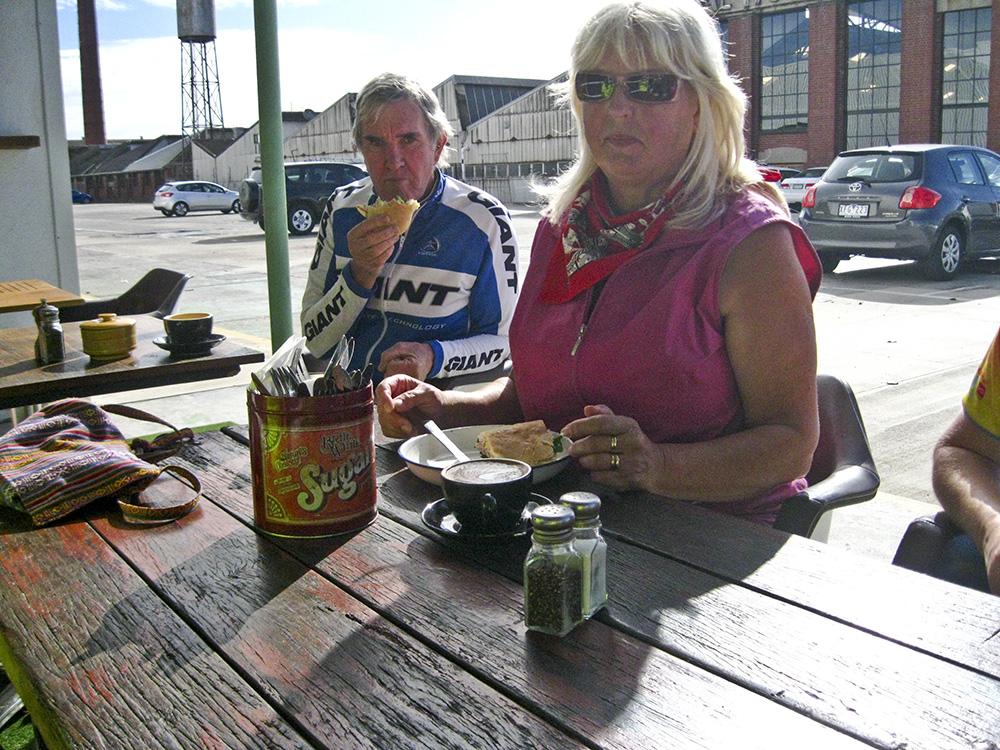 The Riding House Cafe Menu