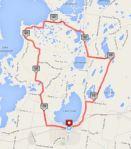 Red Rock Road - Long Circuit