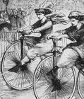 bike race ladies