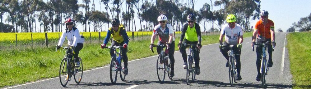 Cycling Geelong