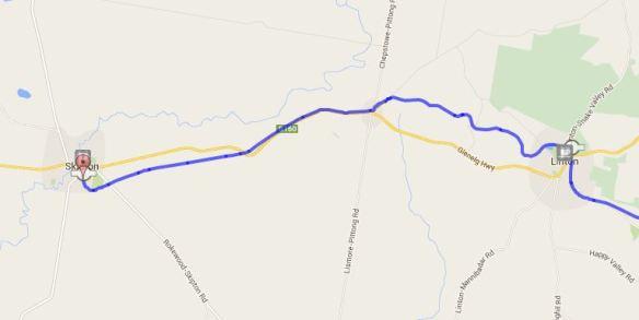 Linton-skipton map