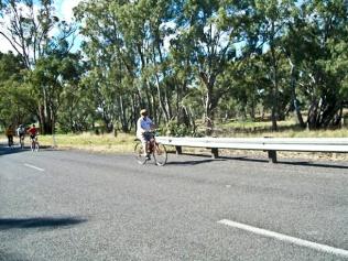 Quiet roads near Maryborough