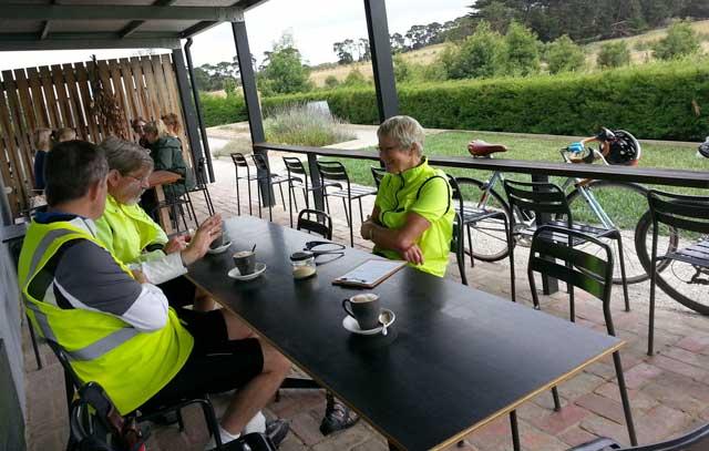 Coffee at Raven's CreekFarm