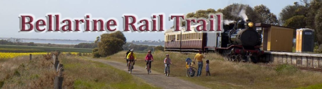 Drysdale via Bellarine Rail Trail: Thursday, 13th September, 2018