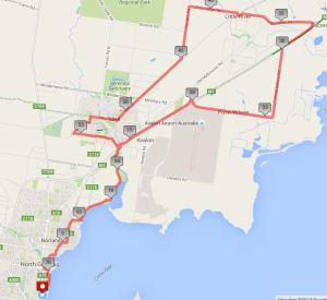 151028OYB4 Allan's Mystery Ride
