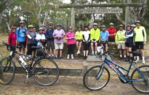 Balyang Sanctuary - ride start