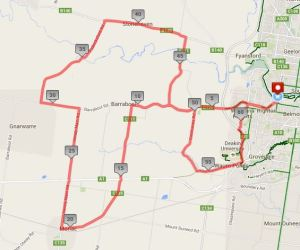 Barrabool Hills Classic - traditional circuit