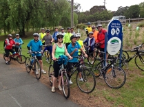 141220 River Riders @ Princes Bridge, Highton (2)