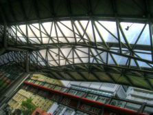 Southern Cross Station roof