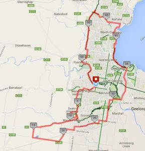 160306 women's ride geelong circuit