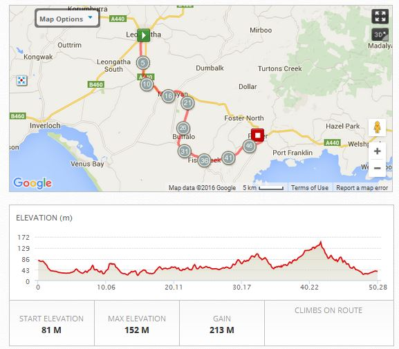 160304 GSRT Map my ride