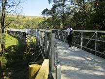 New bridge on the GSRT