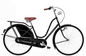 ladies town bike 2