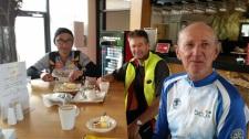 Coffee at Barwon Edge - the drama group