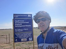 end of the trail at Ballaratacr edit