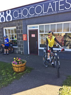 George at 88 Chocolate at Skipton
