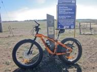 Dave's fat bike - Doug's next acquisition?