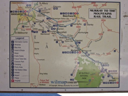 March 2016 Dave S MtoM Rail Trail 004