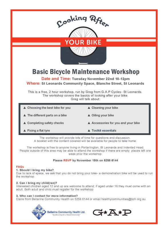 basic-bicycle-maintenance-workshop-faq