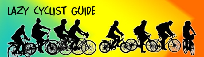 The Lazy Cyclists' Guide