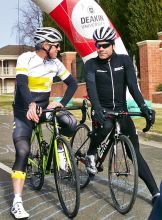Phil and Cadel