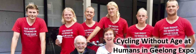 Humans in Geelong Expo, Sunday, 8th October,2017
