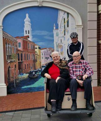 The Venice mural, MACS main street