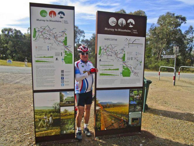 Murray to Mountains RailTrail