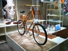 Bamboo Bike in Copenhagen Museum