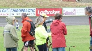 Kaye, Geoff, Margy, David S, Peter B at Vic Penny Farthing Championship