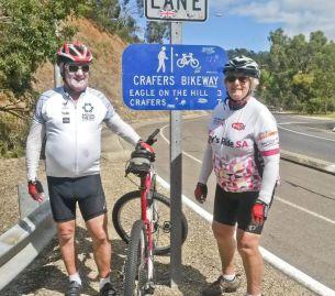 180120 Stephanie and Geoff Tour Down Under_2