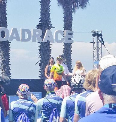 Chloe Hoskins - Cadel Evans Champion 2018