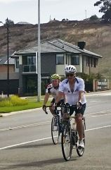 180218 Joint Ride - Geelong Tour Ross G leading_4
