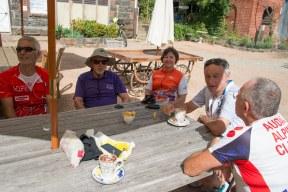John, Maree, Geoff