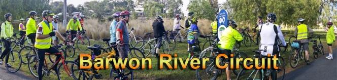 Barwon River Circuit:  Saturday 21st April,2018
