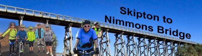 Skipton- Nimmon's Bridge:  Sunday, April 22nd,2018