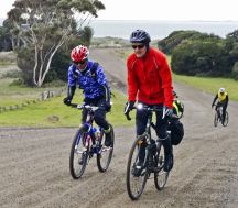 180708 Joint ride - Pt Henry Moorabool Valley Chocolate (18)