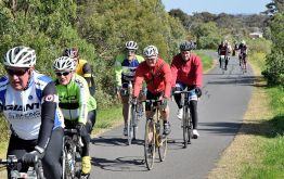 Bellarine Rail Trail (Photo: Ray Bowles)