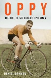 Oppy book cover