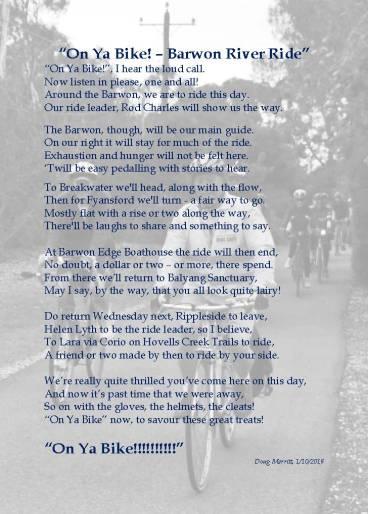Doug's poem