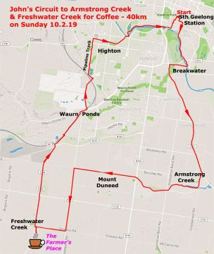 190210 Combined Ride Farmer's Place Map